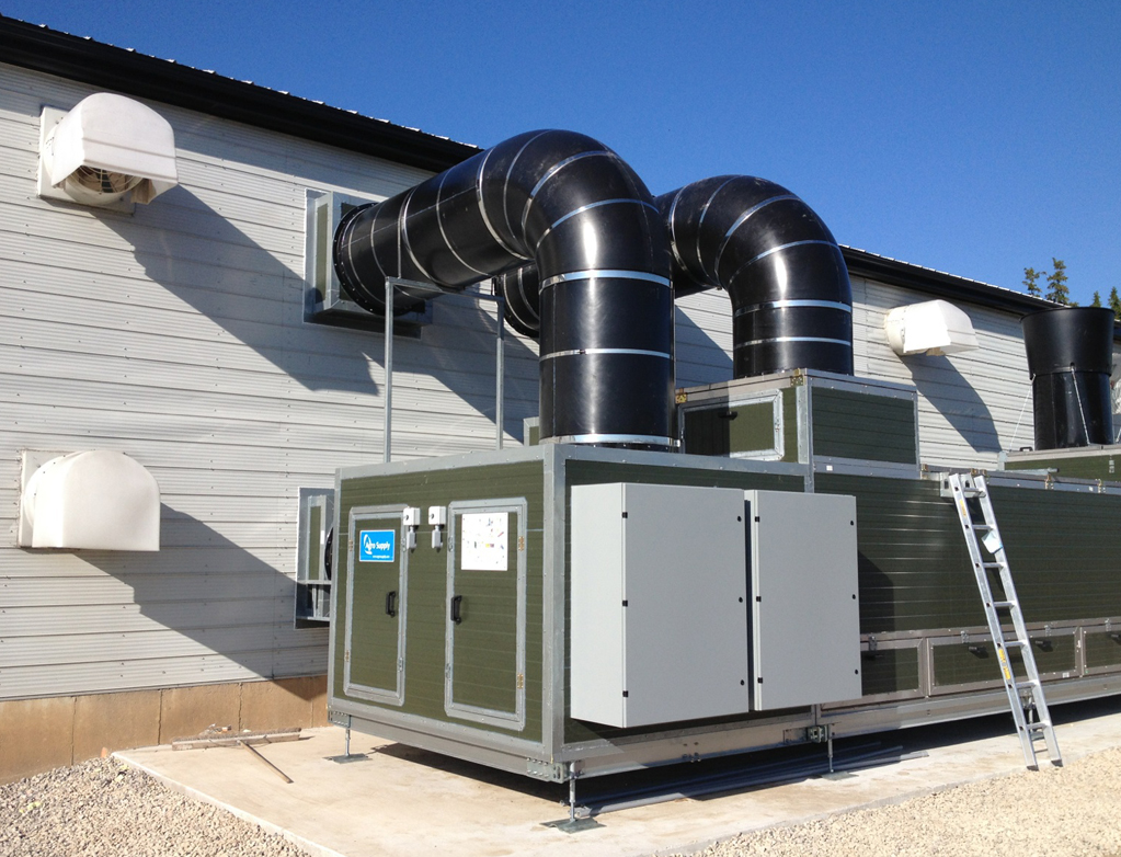 Clima Air Exchanger